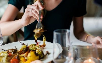 Comer fuera de casa estando a dieta